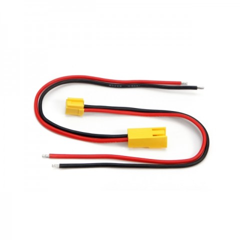 HPI Motor Wires with Plug for Micro RS4 - HPI1080