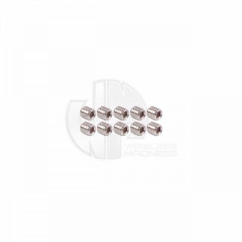 Simply RC M5x5 Grub Screw (Pack of 10 Grub Screws) - SRC-40059