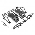 HPI Bumper and Skid Plate Set to fit the Savage XS - 105298