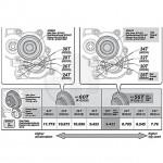 HPI Sintered Metal Idler Gear 32T-56T Savage XS 48 Pitch - 105813