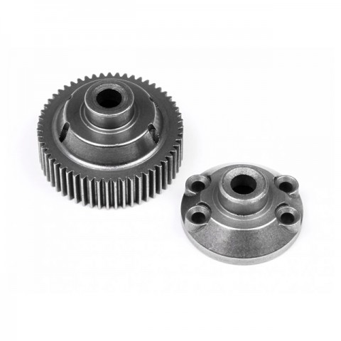 HPI 55T Drive Gear/Diff Case for the HPI Firestorm 10T - 86866