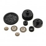 Electrix RC Transmission Gear Set for ECX Circuit, Ruckus and Boost - ECX1022