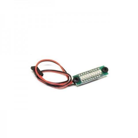 Horizon Hobby Expert 6V Battery Voltage Indicator - EXRA501