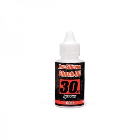 HPI Pro Silicone Shock Oil 30wt (60cc) - 86955