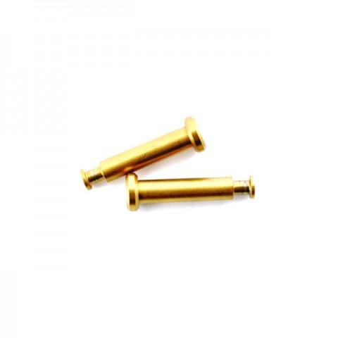 Losi 8ight Hinge Pin 4x21mm TiN (2 Pins) - LOSA6501