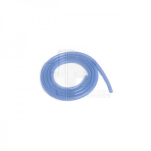 Logic RC Blue Silicone Fuel Tube 2.38mm ID x 5.50mm x 1m - LST02B