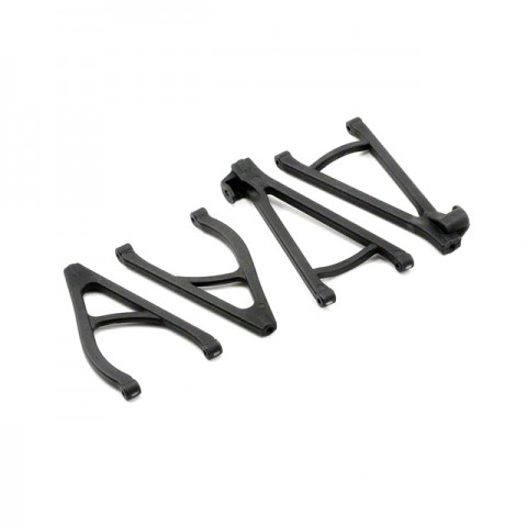 Traxxas 1/16 E-Revo Rear Suspension Arm Set (Upper and Lower Left and Right) - TRX7132