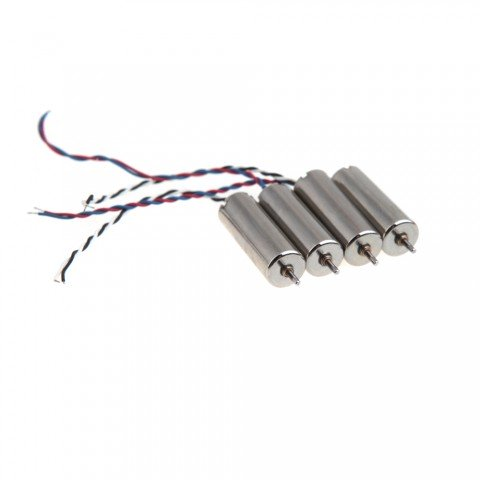 Hubsan X4 Micro Quadcopter Replacement Motors (Pack of 4) - H107A03