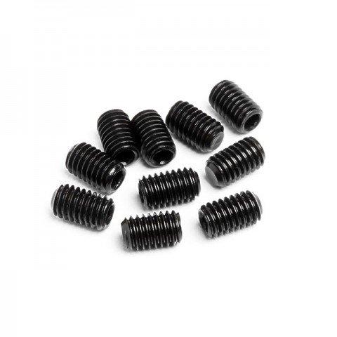 HPI Set Screw M3x5mm 1.5mm Hex Socket (10 Screws) - Z702