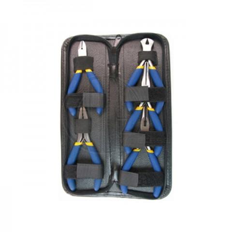 Model Craft 5 Piece Mini Plier Set and Case (PPl6000) - 5533256