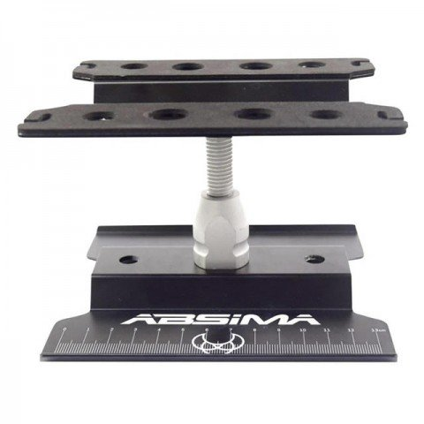Absima RC Maintenance Stand for 1/10 and 1/8 Cars, Trucks and Buggies - 3000049