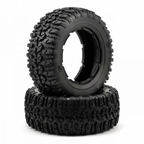 Losi 5IVE-T Soft Nomad Tyre Set Left and Right Pair (Pack of 2) - LOSB7243