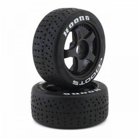 Arrma DBoots Hoons 42/100 2.9 Belted 5-Spoke Pre-mounted wheels and Tyres (Pack of 2) - ARA550062