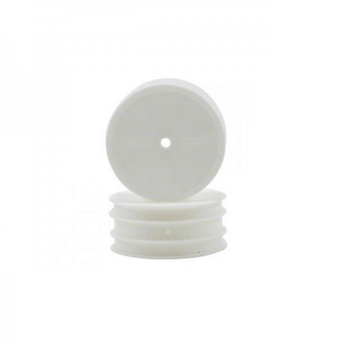 Schumacher 1/10 4WD Buggy White Front Wheel Flexlite Pin Fit (Pack of 2) - U4102