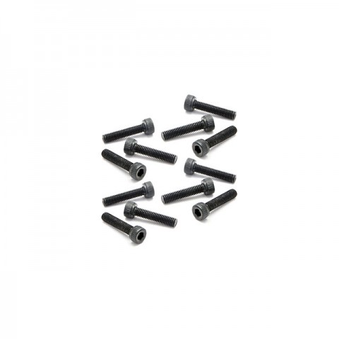 HPI Cap Head Screw M2.6x12mm (12 Screws) - Z423