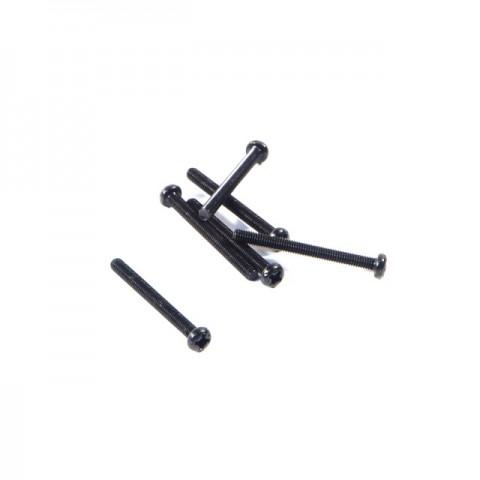 HPI Button Head Screw M3x30mm (6 Screws) - Z509