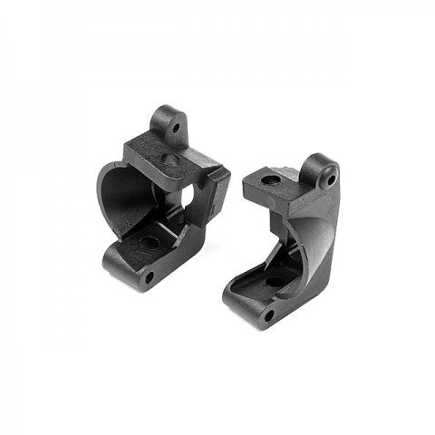 HPI Bullet Front Hub Carriers (10 Degrees) - 101209