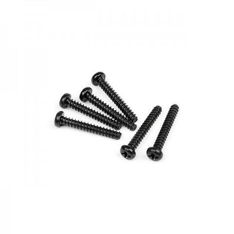 HPI TP Button Head Screw M3x20mm (6 Philips Screws) - 102847