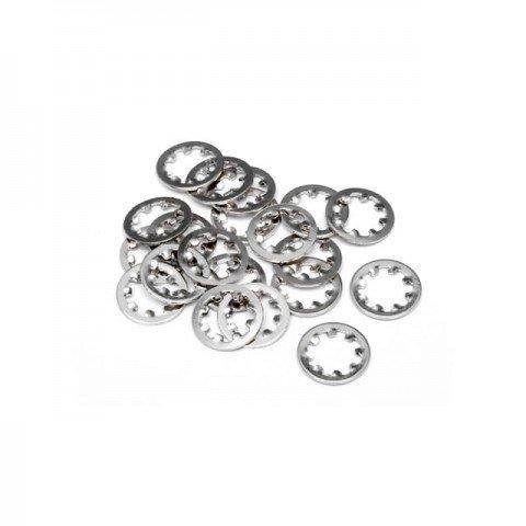HPI Locking Washer M5 (20 Washers) - 96705