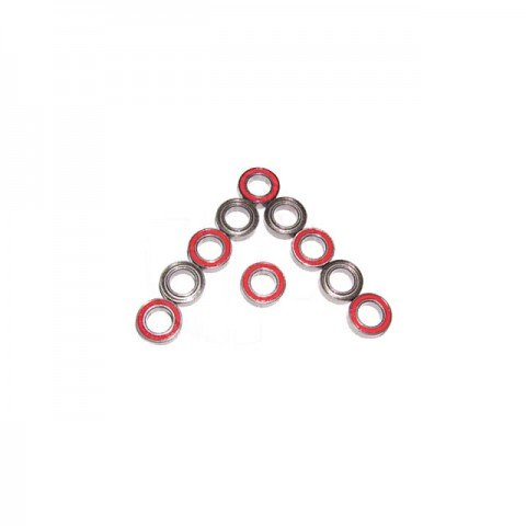 Answer-RC 1/2x3/4x5/32 SP Metal/Rubber Shielded Bearing for Losi LOSA6953 (10 Bearings) - ANSBR1234