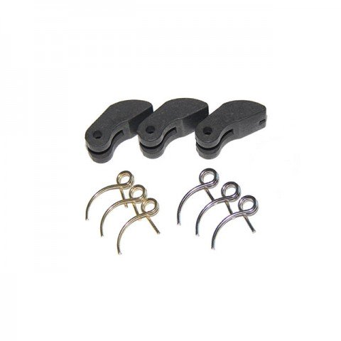 Answer RC Carbon Composite 3 Shoe Clutch with 2 Sets of Springs - ANSCS0004