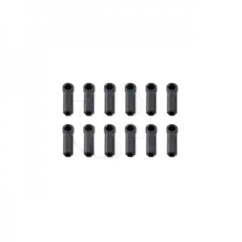 Team Associated Large Ball End Cups (Pack of 12) - AS7230