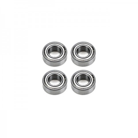 Blade 450 3D 4x8x3mm Main Grip and Tail Shaft Bearing (4 Bearings) - BLH1605