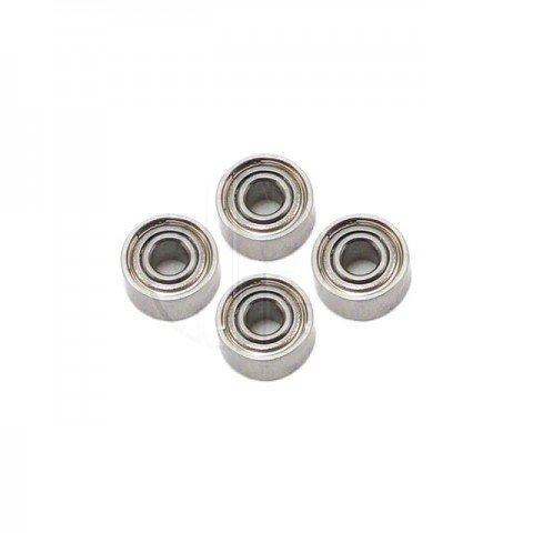 Blade 450 3D Washout Link Bearing 1.5x4x2mm (4 Bearings) - BLH1607