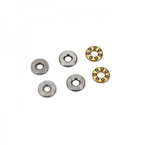 Blade 450 3D and Blade 400 EFLH1420 Main Grip Thrust Bearing 3x8x3.5 (2 Bearings) - BLH1620