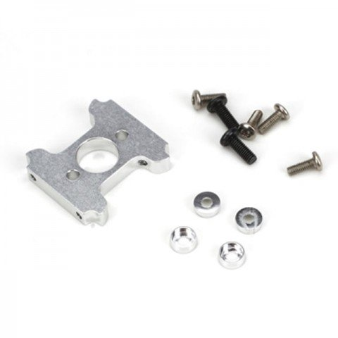 Blade 450 3D and Blade 400 Aluminium Motor Mount Set - BLH1643