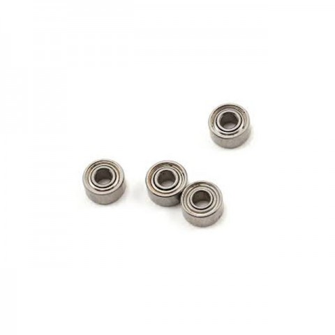 Blade 450 3D and Blade 400 EFLH1466 Bearing 2x5x2.5 (4 Bearings) - BLH1666