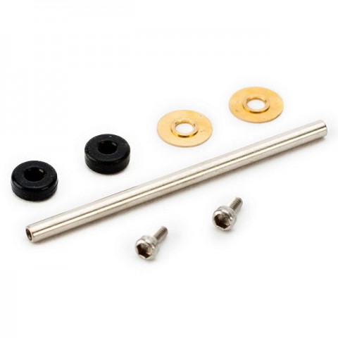 Blade 130X Feathering Spindle with O-Rings and Bushings - BLH3712