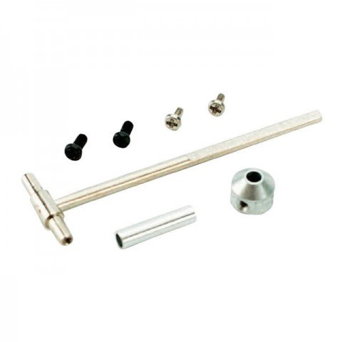 Blade 130X Tail Shaft with Hub and Collar - BLH3731