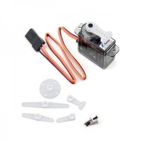 E-flite 7.6-Gram Sub-Micro Digital Tail Servo for Blade 450 3D and 450X - EFLRDS76T
