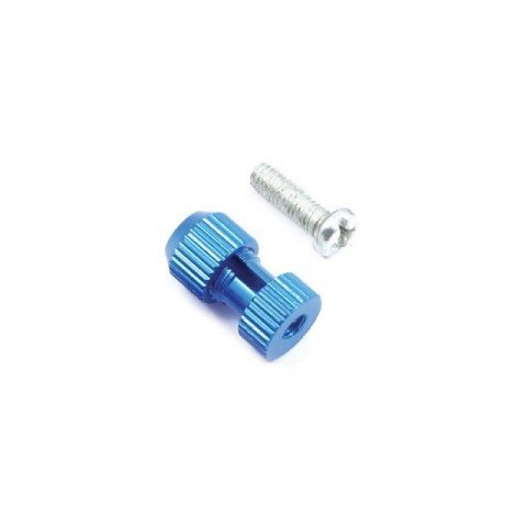 Fastrax Antenna Mount (Blue) - FAST214B