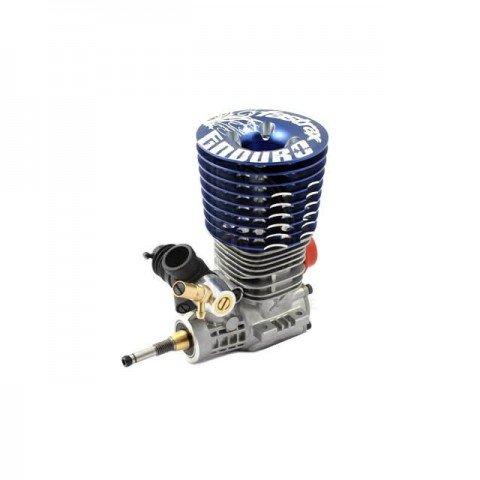 Fastrax Enduro .21 Non Pullstart Bump Start 3 Port Race Nitro Engine - FAST3000