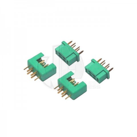 Logic RC Multiplex Connector Set (2 Pairs) - FS-MPX-02