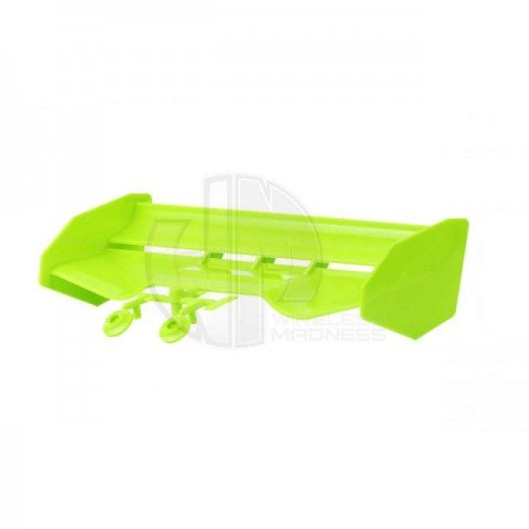 S-Workz 1/8 High Down Force Wing Spoiler Set (Yellow) - SW-2501116AFY