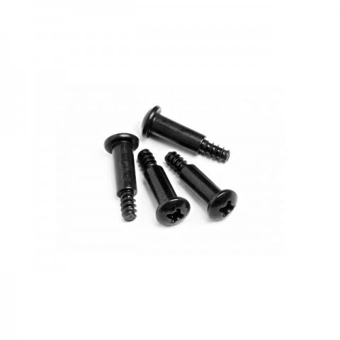 HPI Phillips Head Step Screw M3x16mm (Pack of 4 Screws) - Z297