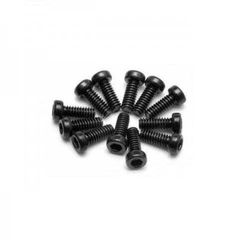 HPI Cap Head Screw M2x5mm (Pack of 12 Screws) - Z409