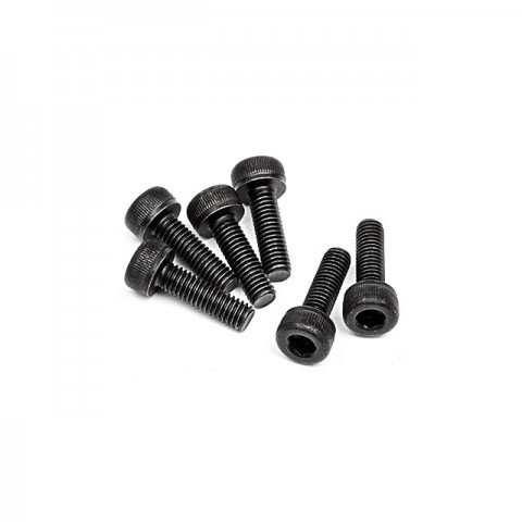 HPI Cap Head Screw M3x10mm (6 Screws) - Z543