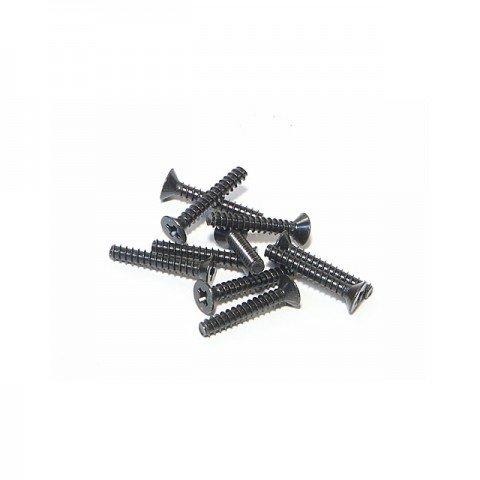 HPI TP Flat Head Screw M3x18mm (10 Screws) - Z581