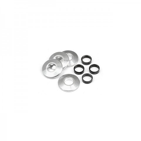 HPI Bullet and WR8 Wheel Spacer Set (Pack of 4) - 101305