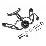 HPI Savage XS Wheely Bar Set for Pulling Wheelies - 106408