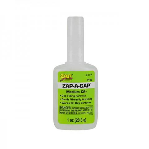 ZAP-A-Gap PT02 Medium CA+ Glue 1oz - 5525642