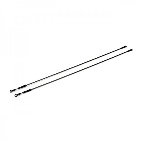 Blade 450 3D and 450 X Tail Linkage Pushrod Set (Pack of 2) - BLH1659