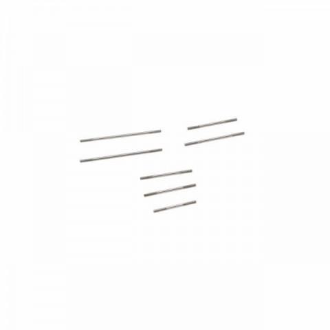 Blade 450 X Flybarless Linkage Rod and Pushrod Set - BLH4338