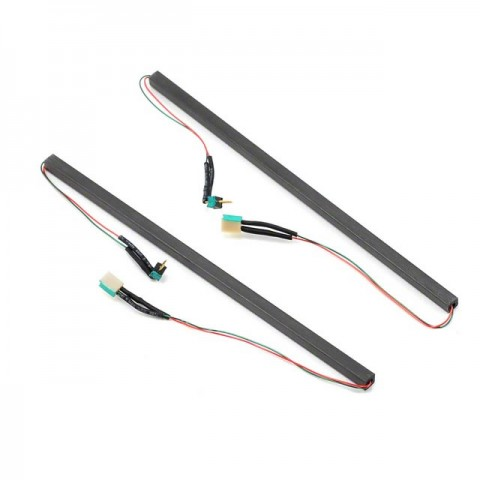 Blade mQX Quad Copter Thruster Boom Set with Wiring (Pack of 2) - BLH7502