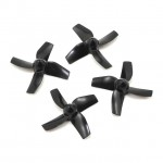 Blade Inductrix Quadcopter Drone CW & CCW Rotation Propeller Set (Black) - BLH8520