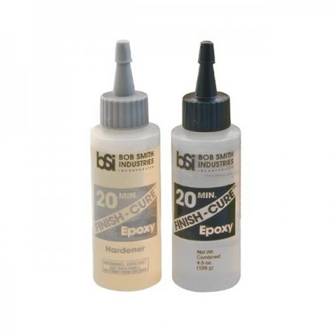BSI Finish-Cure 20 Minute Epoxy Glue (128g) - BSI209